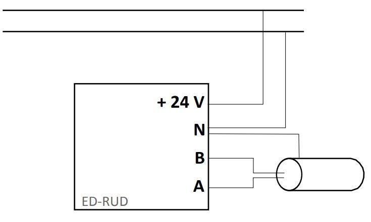 "ED-RUD""即插即用""触摸显示室内环境温湿度控制器"