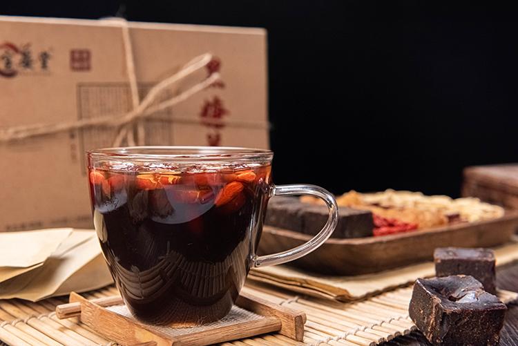 宝晏堂-黑糖姜茶