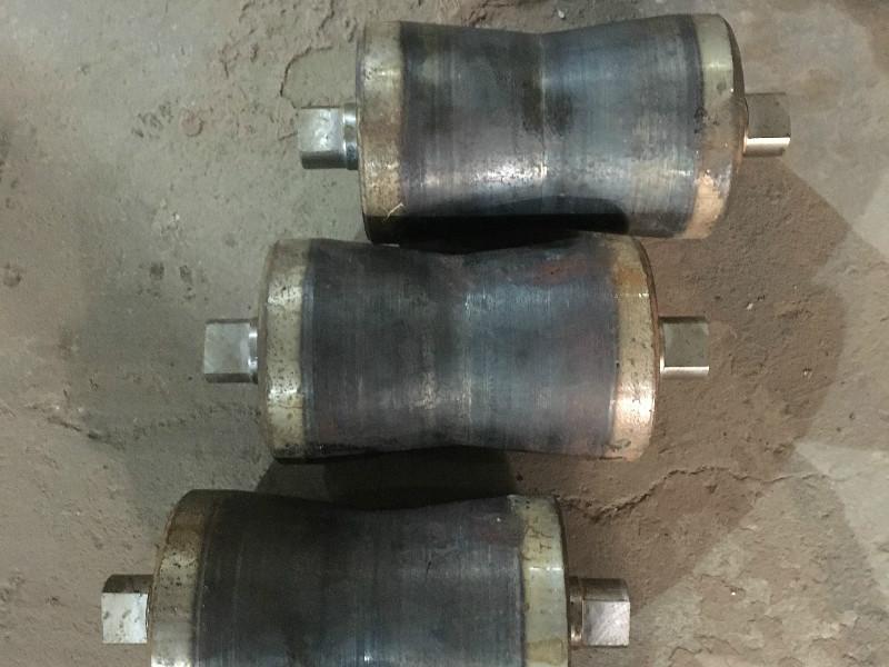 铸钢压绳轮