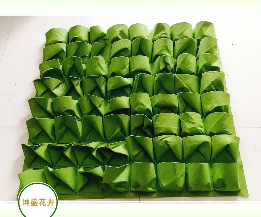 立体植物袋