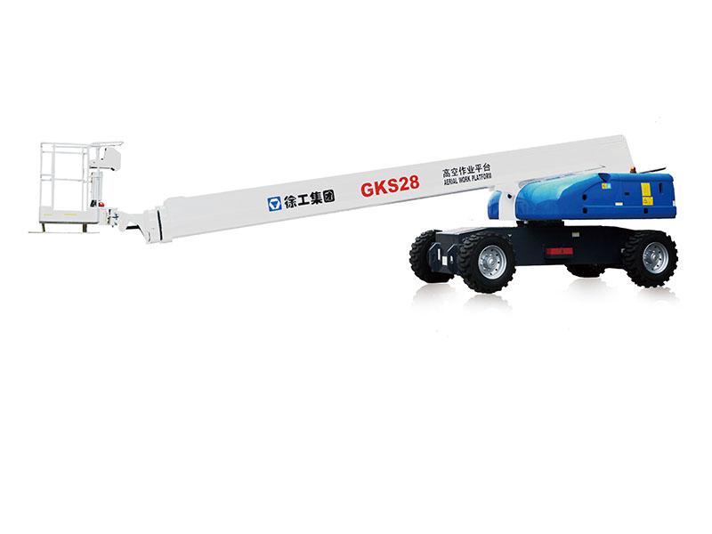 直臂车28米