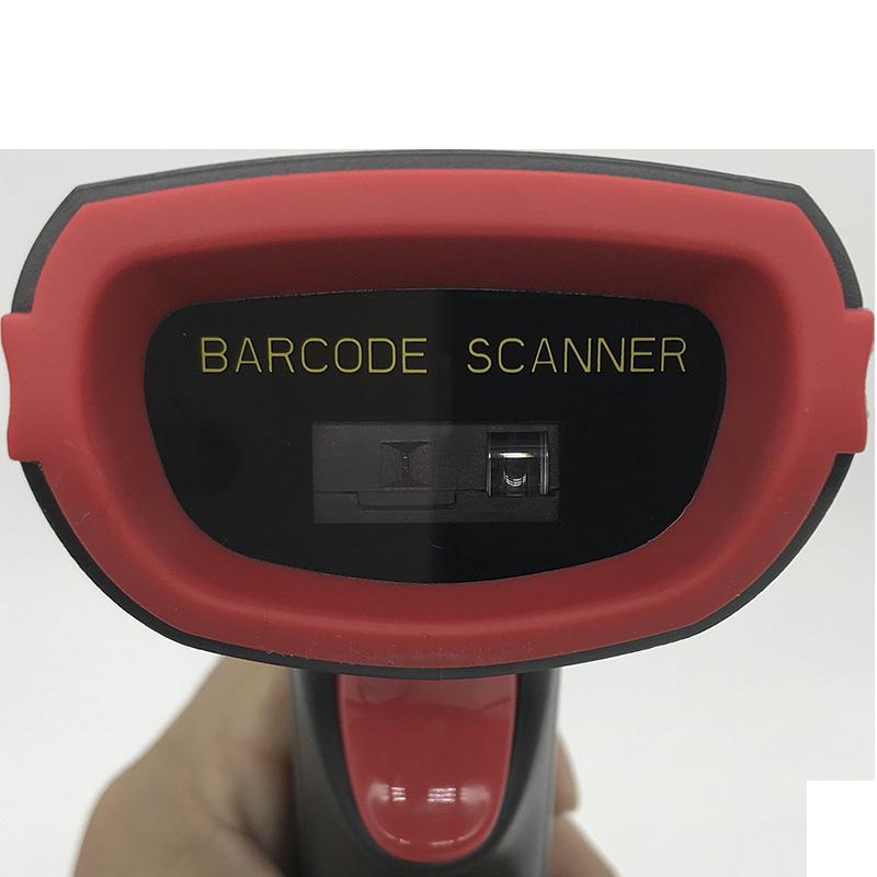 K27无线一/二维条码扫描器