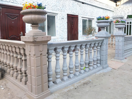 水泥花栏砖