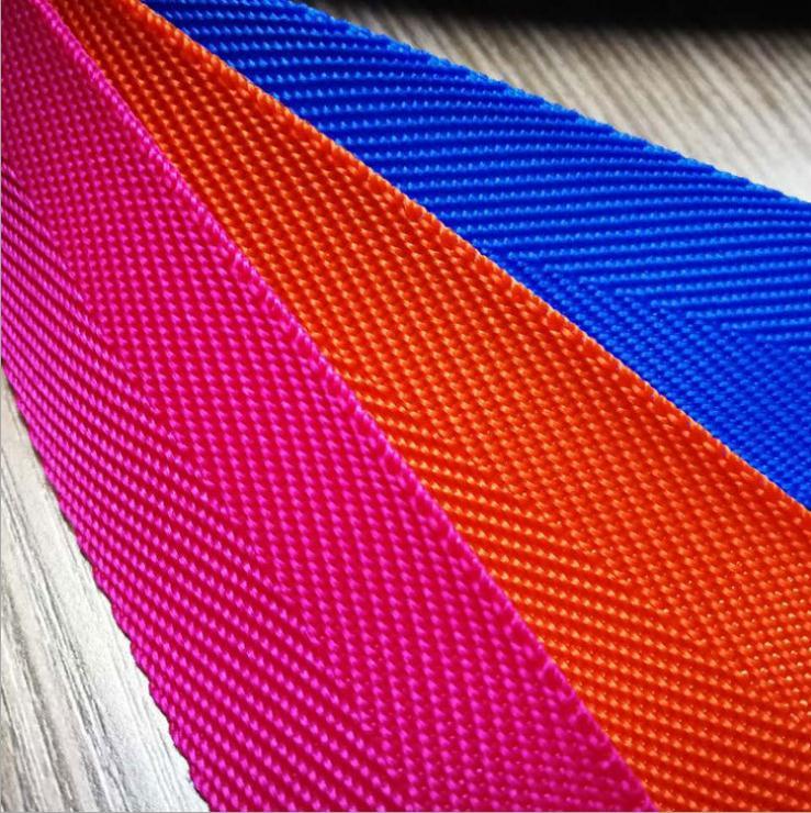 人字纹织带