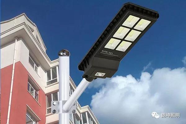兰州太阳能路灯