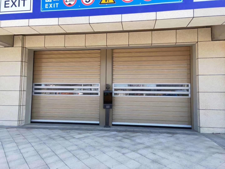 重庆车库门安装