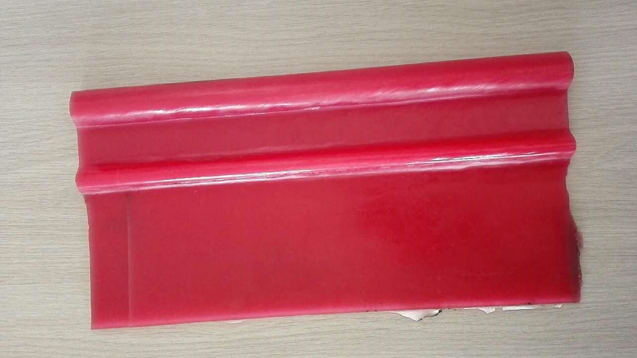 双层防溢裙板(聚氨酯材料)