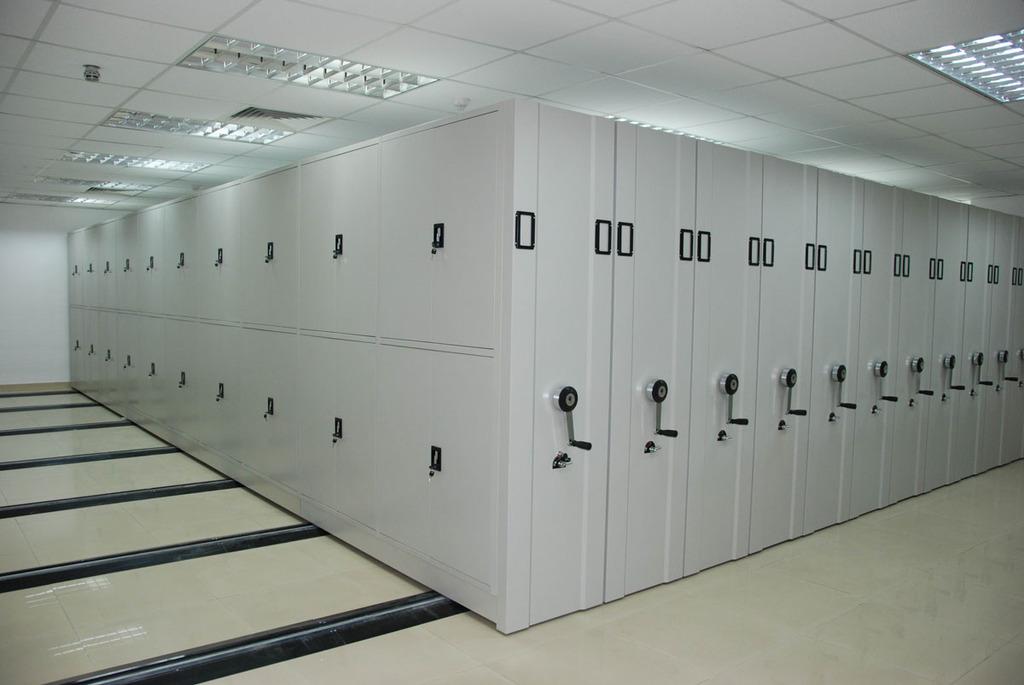 档案室密集架