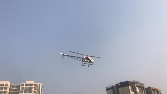 TK-990E全自主電動直升機