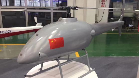 載重50公斤油動多用途直升機