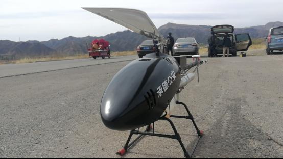 TK-980油動警用巡線機