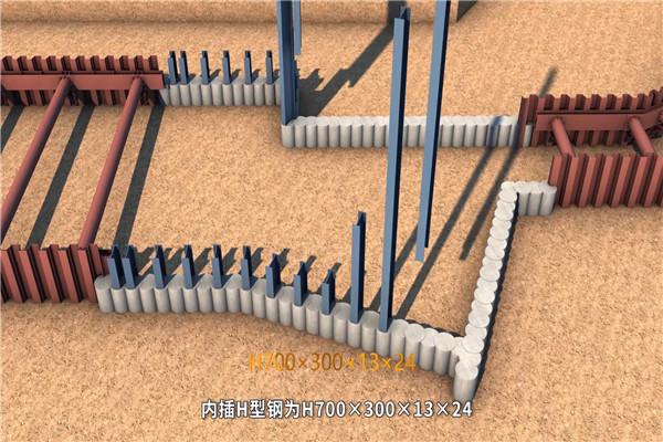中铁施工动画制作