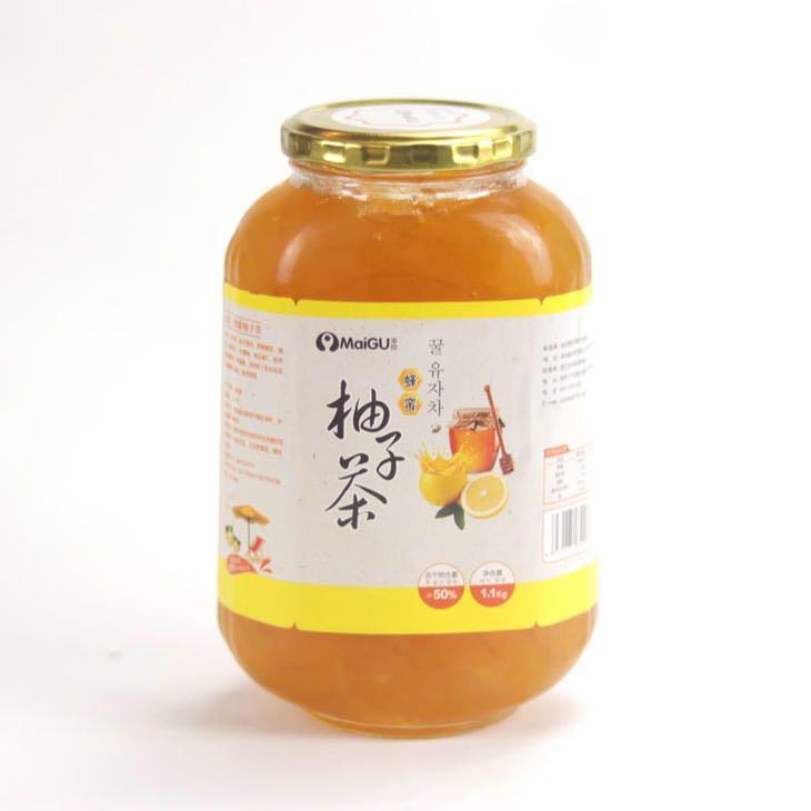 MAIGU柚子茶醬