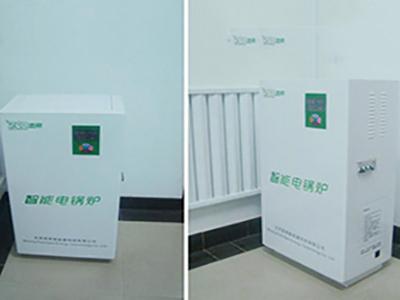 青海電鍋爐