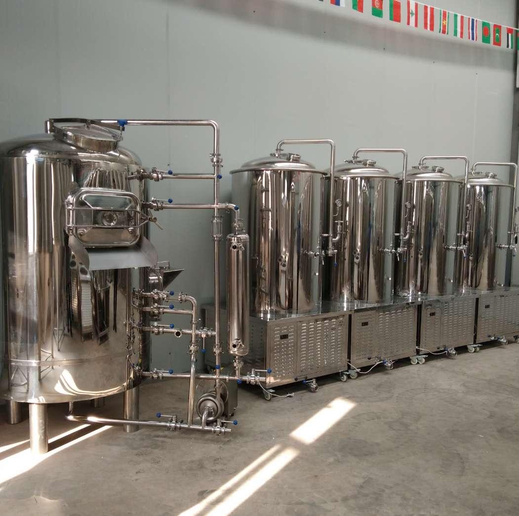 自釀啤酒設備