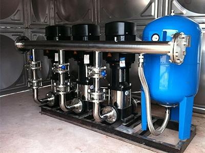 甘肃供水设备