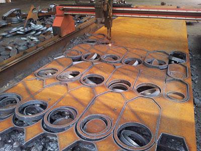 甘肃钢板加工
