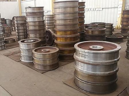 河南卷筒组车轮组厂家