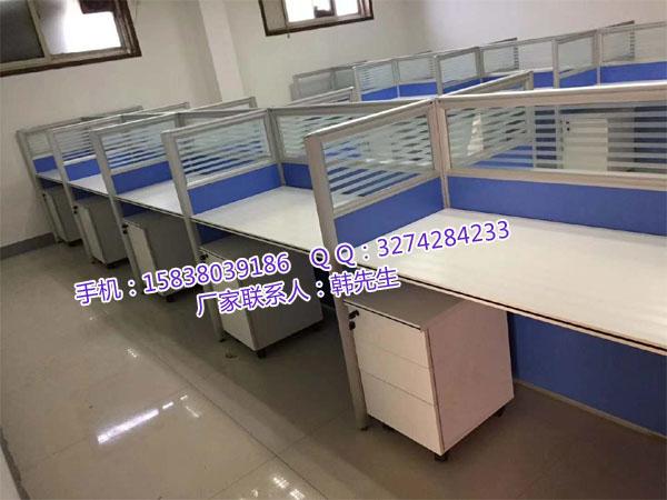 鄭州屏風工位桌