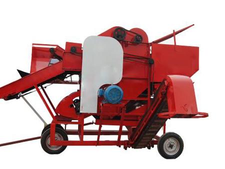 河南大型全自动花生摘果机设备厂家