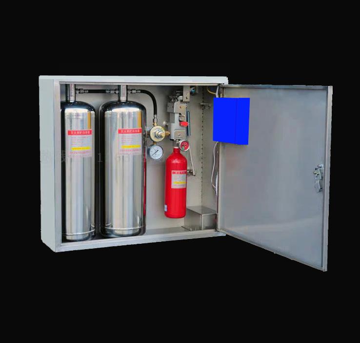厨房烹饪设备自动灭火系统