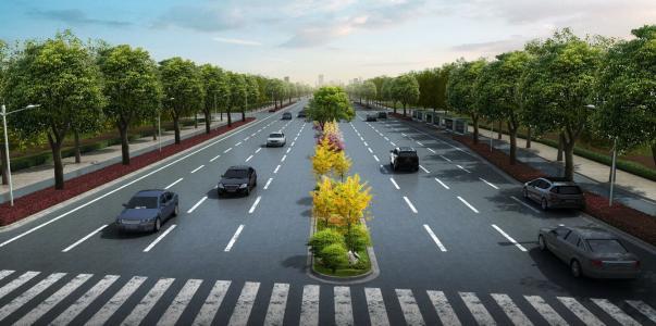 内黄县市政道路建设及城区部分道路综合管网入地工程项目
