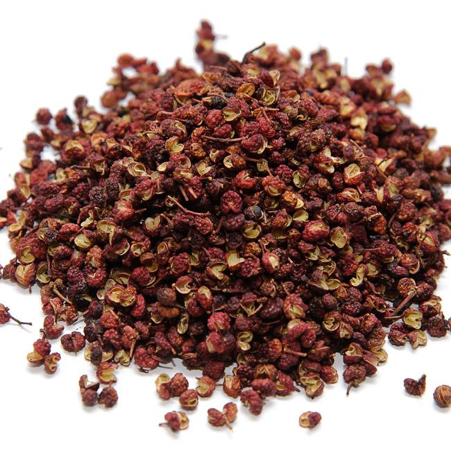 大红袍花椒价格