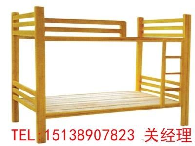 新乡实木双层床