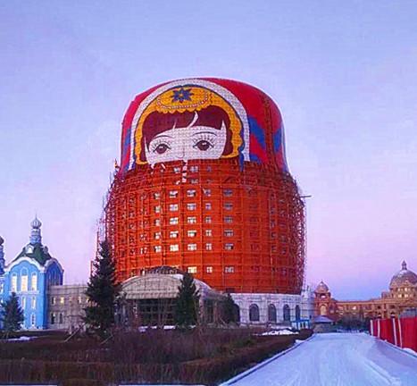滿洲里套娃酒店