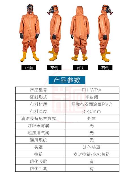 FH-WPA防化服
