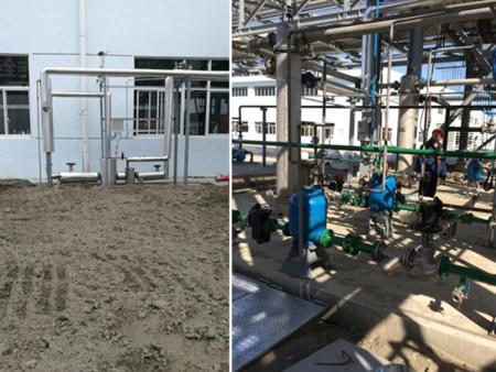 高温冷凝水二次蒸汽回收节能方案
