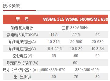 WSME315  WSME500Y