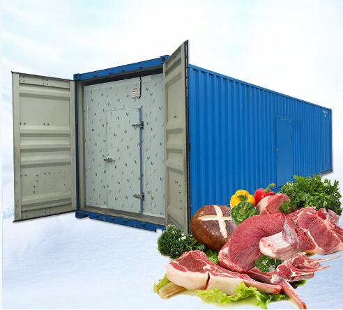 集裝箱冷庫