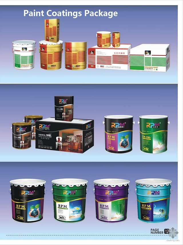 paint coatings agency