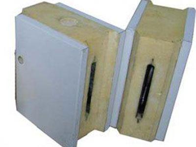 彩钢聚氨酯冷库挂钩板