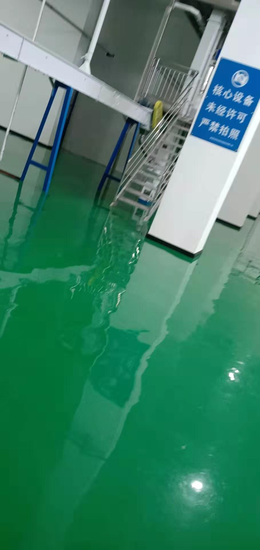 青海环氧地坪