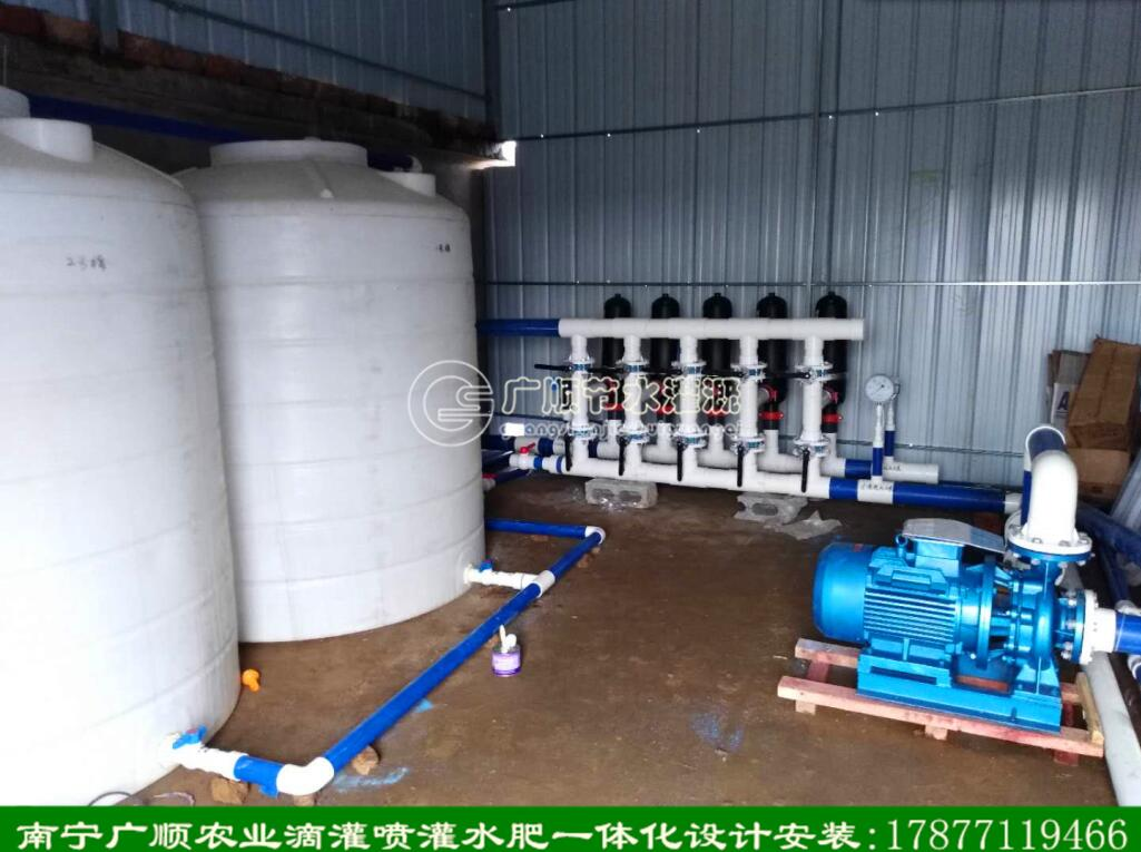 广西高效灌溉