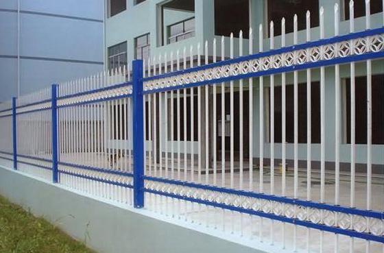 百色锌钢护栏铝艺厂