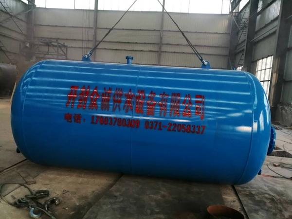 10噸供水設備