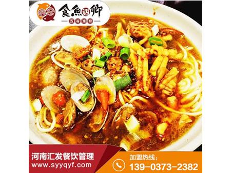 河南五谷渔粉加盟公司