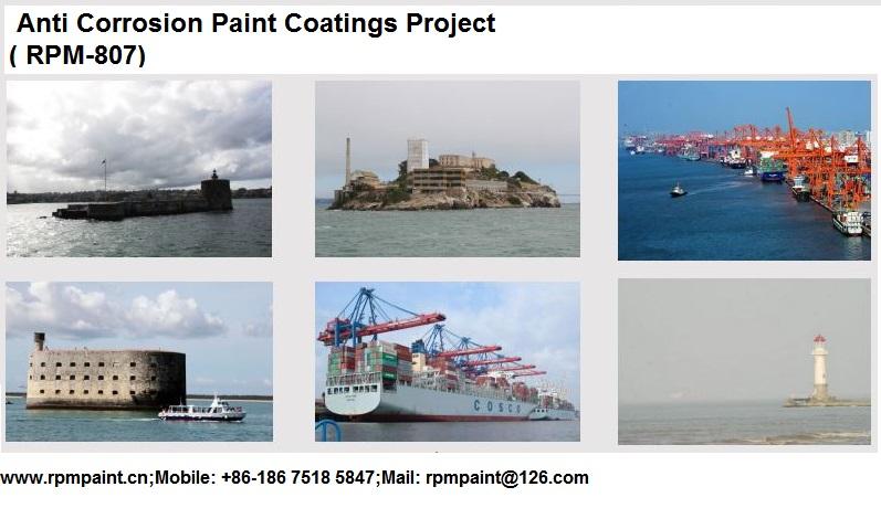 anti corrosion paint coatings