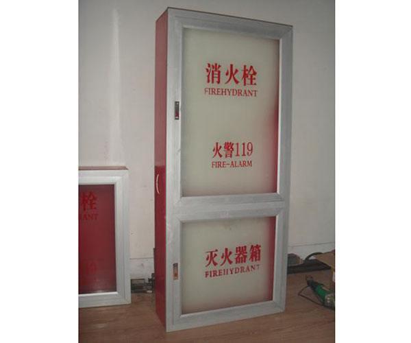 青海消防箱
