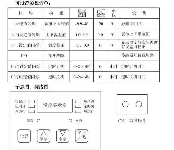 KD-23型海鮮養殖控制儀
