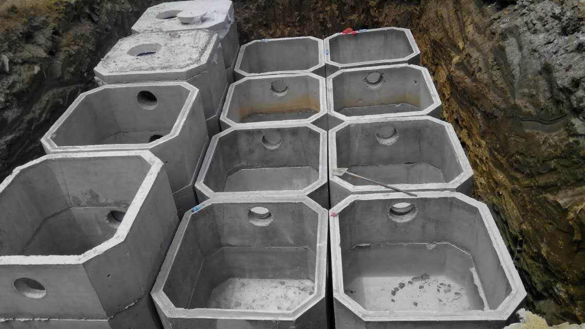 青海水泥化粪池