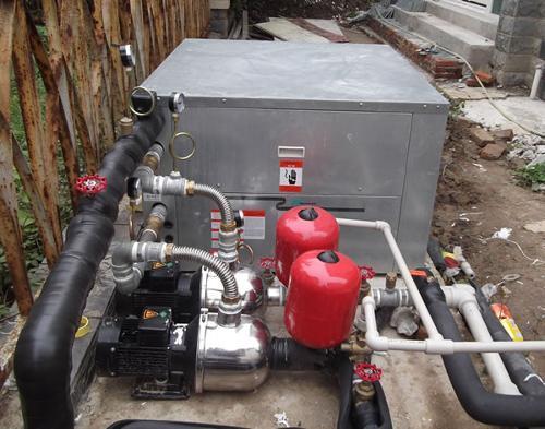 兰州水源热泵