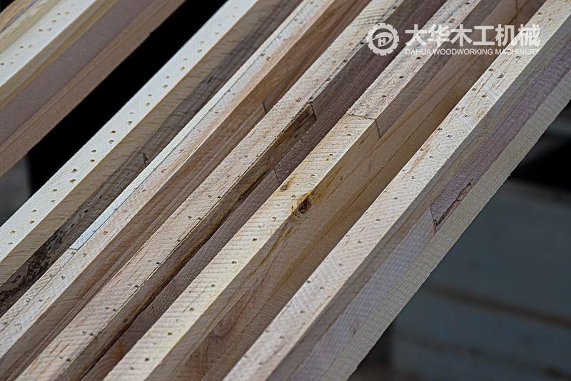 方木多片锯