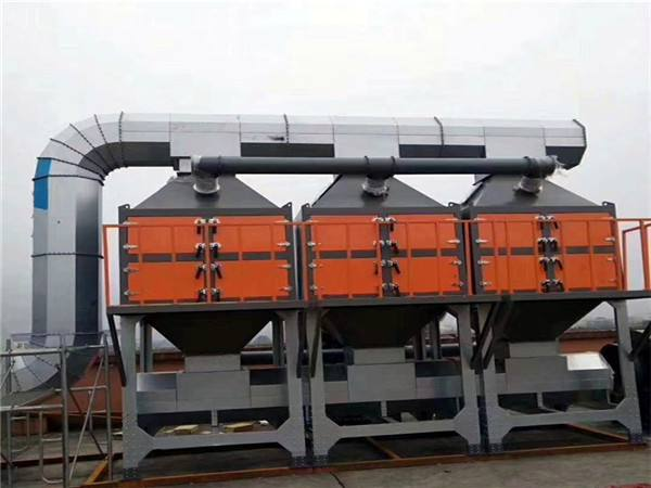 河北催化燃烧处理设备