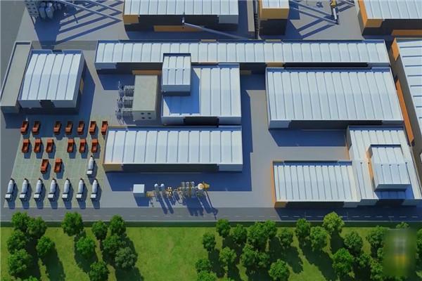 大型建筑工程施工动画制作