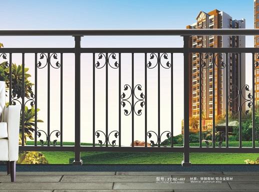 广西阳台护栏