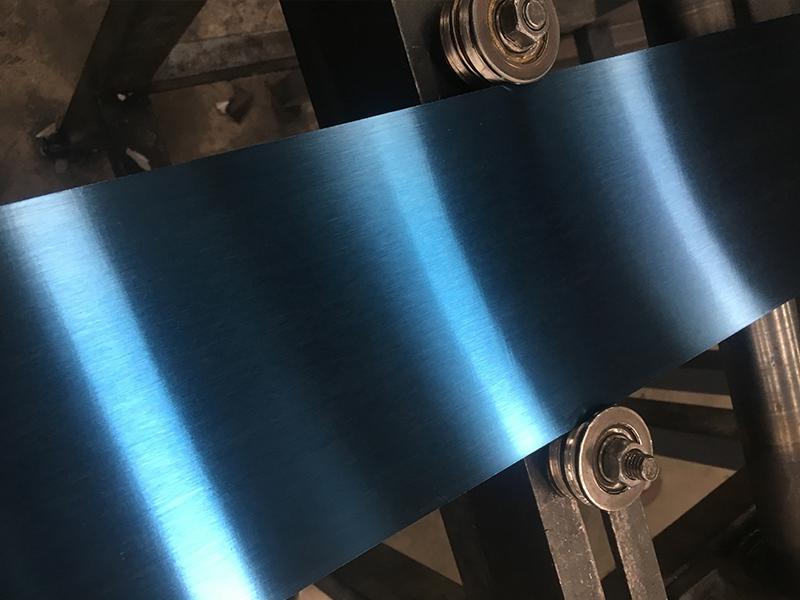 烤蓝钢带厂家